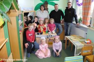 Spendenübergaben 2011