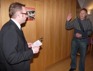 Manfred Künzel neuer 2. Bürgermeister