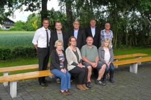 Spendenübergabe in Trübenbach