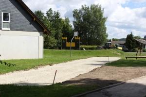 Weidhausen erhält eine Boccia-Bahn