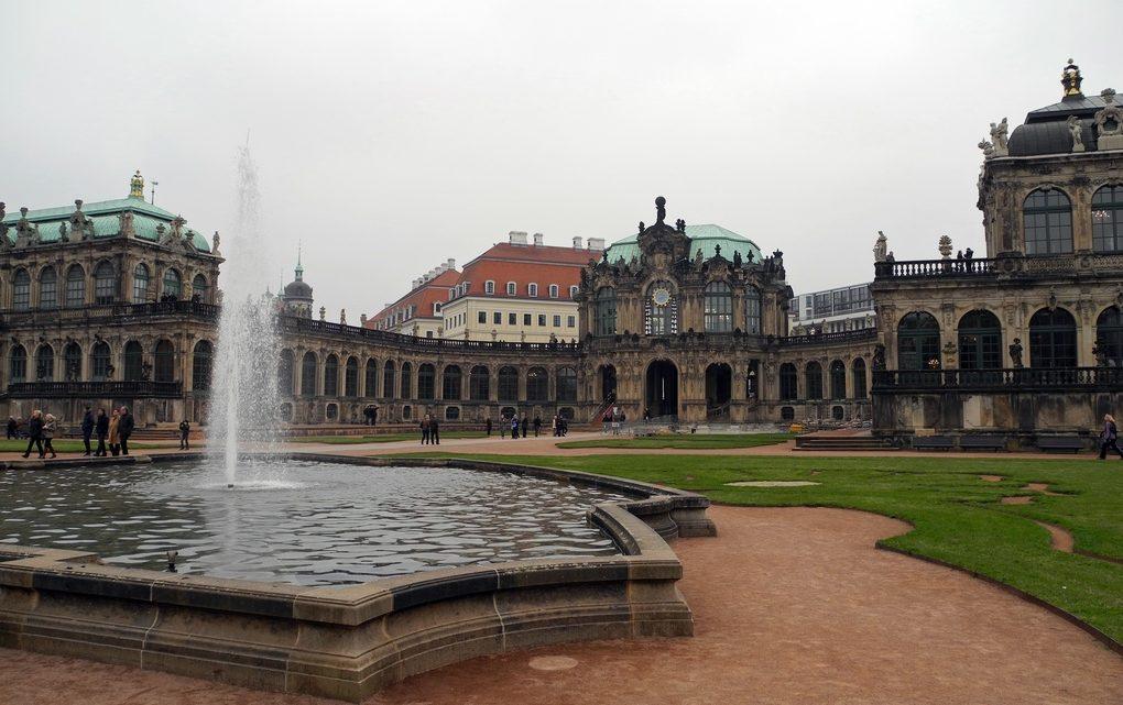 Ausflug der Freien Bürger nach Dresden am 5. Oktober 2019